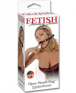 Fetish Fantasy Series Open Mouth Gag