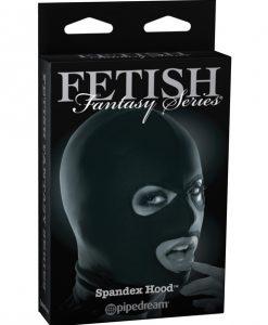 Fetish Fantasy Limited Edition Spandex Hood