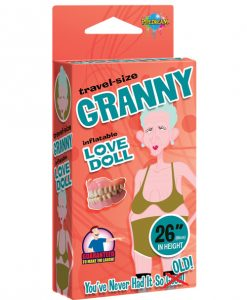 "26"" Travel-Size Granny Love Doll"