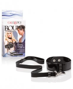 Bound by Diamonds Leash & Collar Set