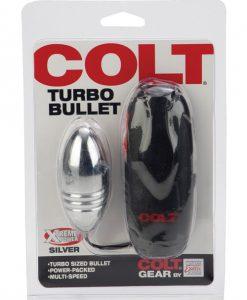 COLT Turbo Bullet - Silver