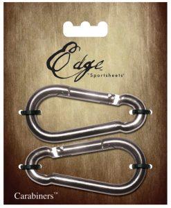 Edge Carabiners - Pack of 2