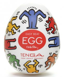 Keith Haring Tenga Egg - Dance
